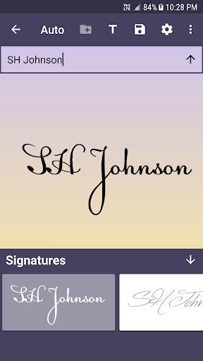 Signature Creator 6.0.2 screenshots 5