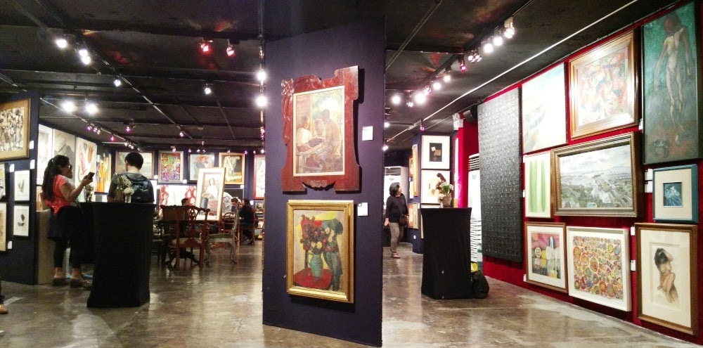 INSIDE LEON GALLERY'S MAGNIFICENT SEPTEMBER AUCTION 2015
