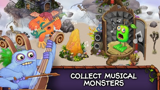 My Singing Monsters MOD 2.1.9 (Unlimited Money) Apk 1