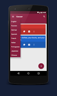 Talker (text-to-speech notes)- screenshot thumbnail