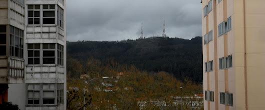 Photo: Monte Pedroso, kde jsem tocil