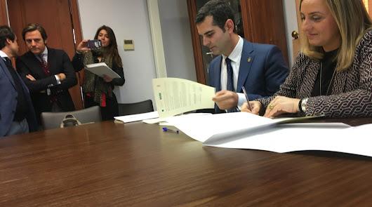AVE a Almería: la Junta pide ya una reunión al renovado ministro Ábalos