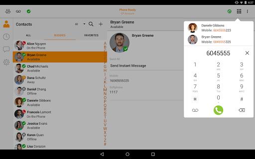 Bria Mobile: VoIP Business Communication Softphone app (apk