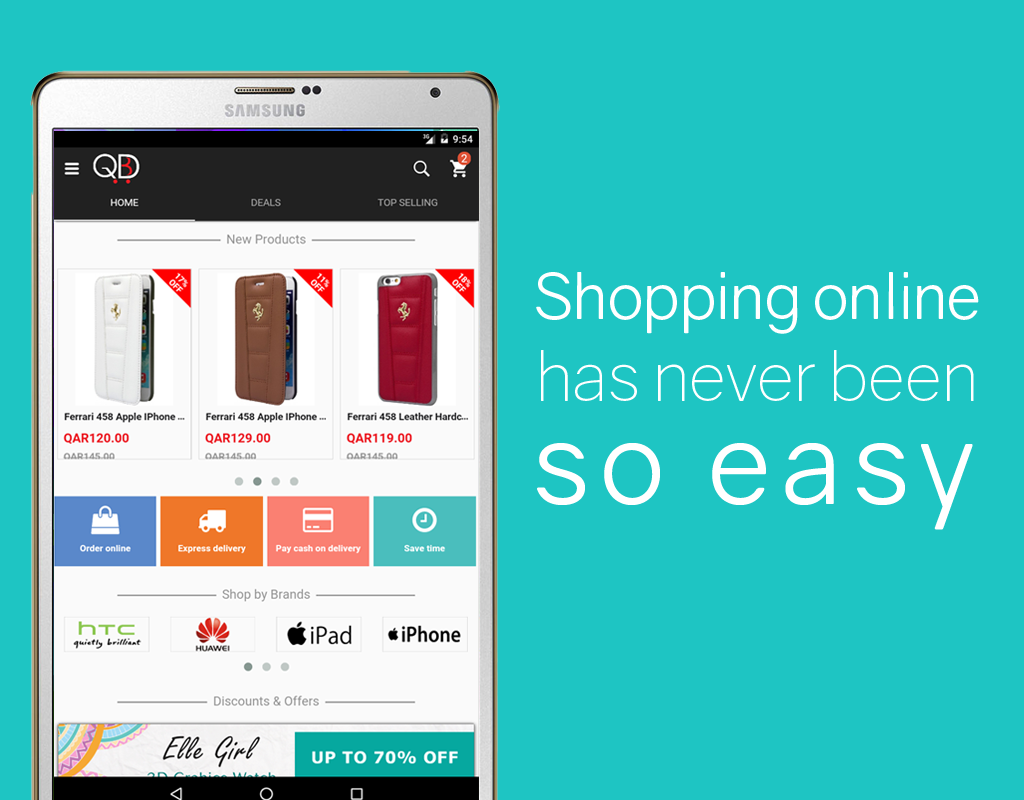 QatarBestDeals Online Shopping- screenshot