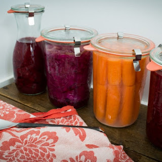 Fermenting Vegetables – a Probiotic Powerhouse! Recipe