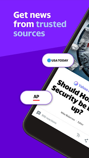 Yahoo News: National, Breaking & Live screenshots 1