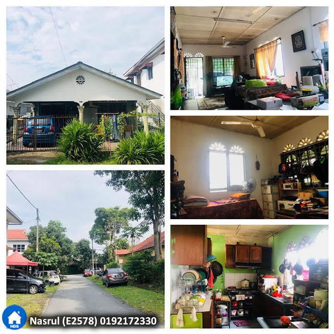 [LOT BANGLO MURAH] Rumah Lot Kampung Sri Indah, Sungai Buloh
