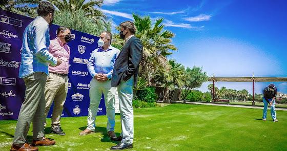 Roquetas de Mar acogerá las pruebas del Circuito de Golf Albatros
