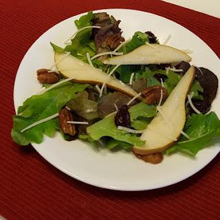 Taste of Fall Salad.