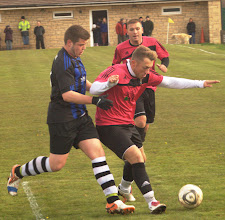 Photo: 28/04/12 - Buck Inn Old Boys v Colburn Town (Dales Cup Final at Carperby Rovers FC) 1-2 - contributed by Mike Latham