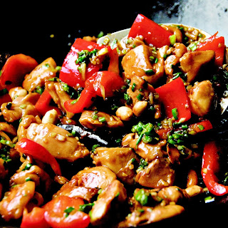 Peruvian Chicken Stir Fry Recipe