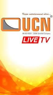 UCN LIVE TV - AppRecs