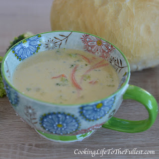 Cream Of Cheddar Cheese Soup Recipes