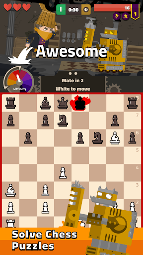 Chess Raiders - Step Up Your Chess Game  captures d'écran 1