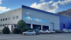 Instalaciones de la empresa Gary's en Vélez-Rubio.