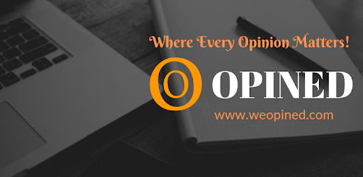 Opined - Where Every Opinion Matters! - Apps on Google Play