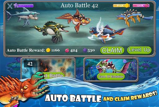 Sea Monster City  screenshots 9