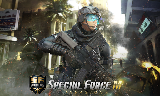 Special Force M : Invasion captures d'u00e9cran 1