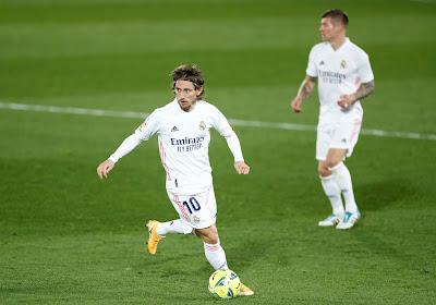 Un taulier du Real Madrid va prolonger