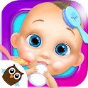 Sweet Baby Girl Daycare 5 - Newborn Nanny Helper icon