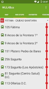 WUL4BUS (Cordoba Buses Spain)- screenshot thumbnail