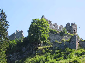 Photo: Ehrenberg Ruins (climbed the walls)