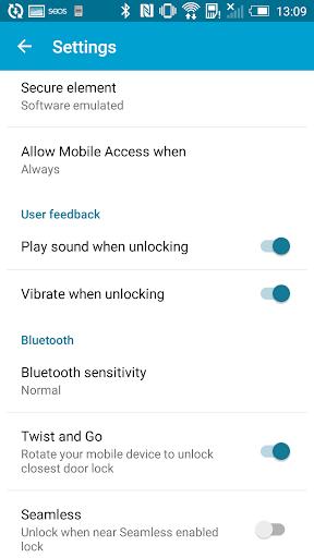ASSA ABLOY Mobile Access screenshot 6
