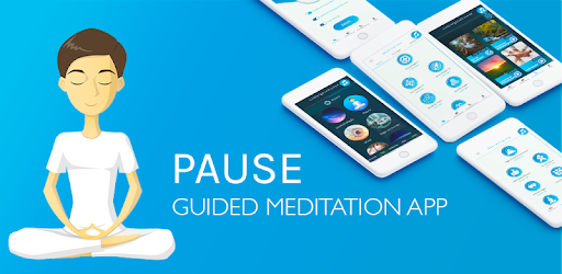 Pause - Guided Meditation & relaxing sleep stories - Apps on