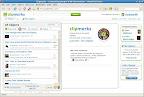 Clipmarks.com screenshot