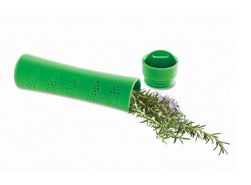 HERB INFUSER: This is what I used to put my arbol chile peppers in...