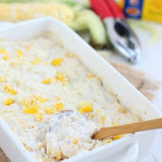 Hot Creamy Crabby Corn Dip