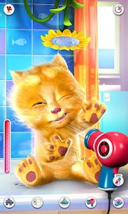 Talking Ginger Mod 2.7.3.18 Apk [Unlimited Money] 3