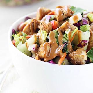 Thai Chicken Chopped Salad.