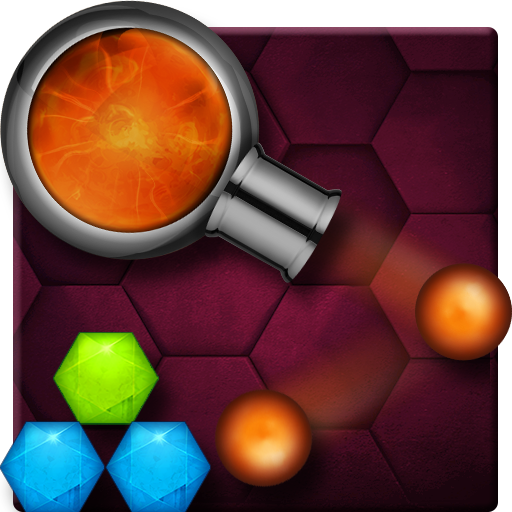 Hexasmash 2 - Physics Puzzle