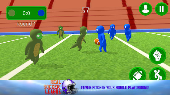 Real Soccer League- screenshot thumbnail