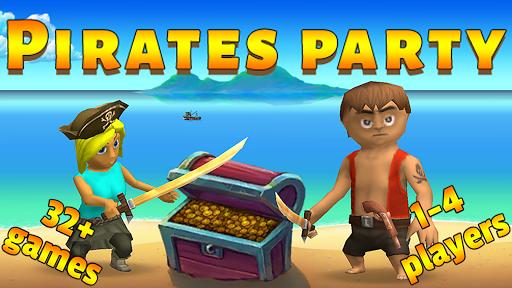 pirates party: 2 3 4 players screenshot 1