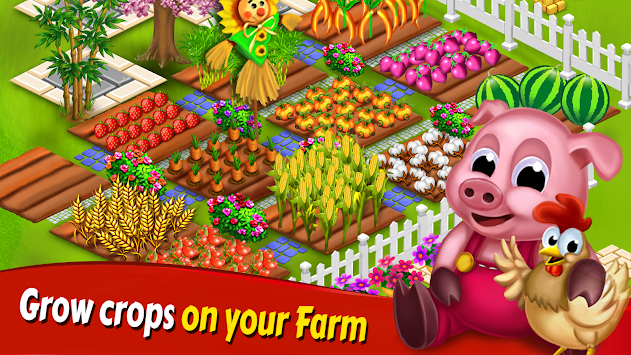 Little Big Farm apk screenshot