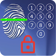 Screen Lock - with Fingerprint Simulator