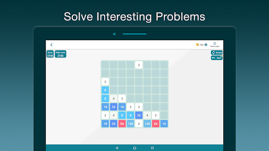 Math Exercises for the brain, Puzzles Math Game 10