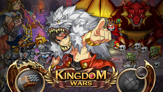Kingdom Wars MOD Apk 1.6.4.5 (Unlimited Money) 4