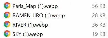 jpgやpngファイルからWebPに変換すると画質・容量はどう変わる?