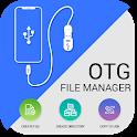 USB OTG Explorer : USB File Transfer icon