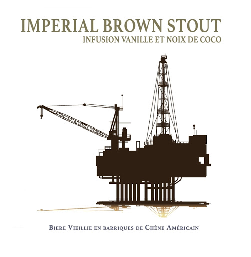 Imperial Brown Stout Infusion Vanille/Coco