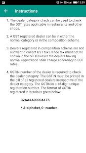 Kerala GST - náhled