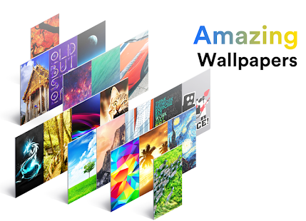 ME Launcher - 3D Wallpaper, Themes, Fast Screenshot