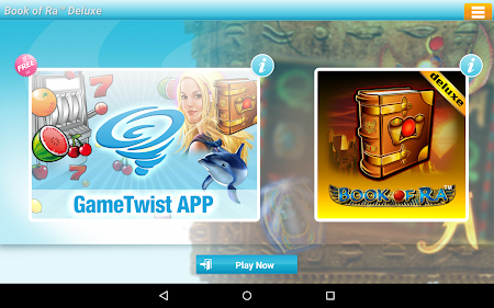 Book of Ra™ Deluxe Slot 2.4 screenshot 363662
