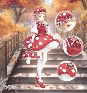 キノコの冒険1