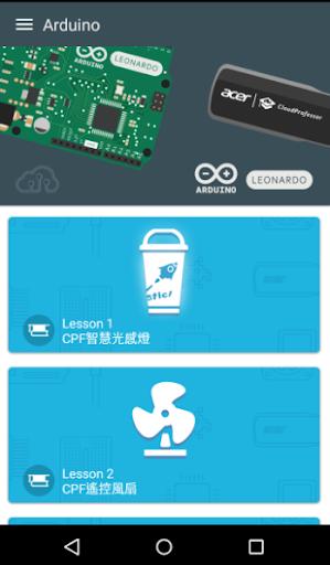 CPF Arduino