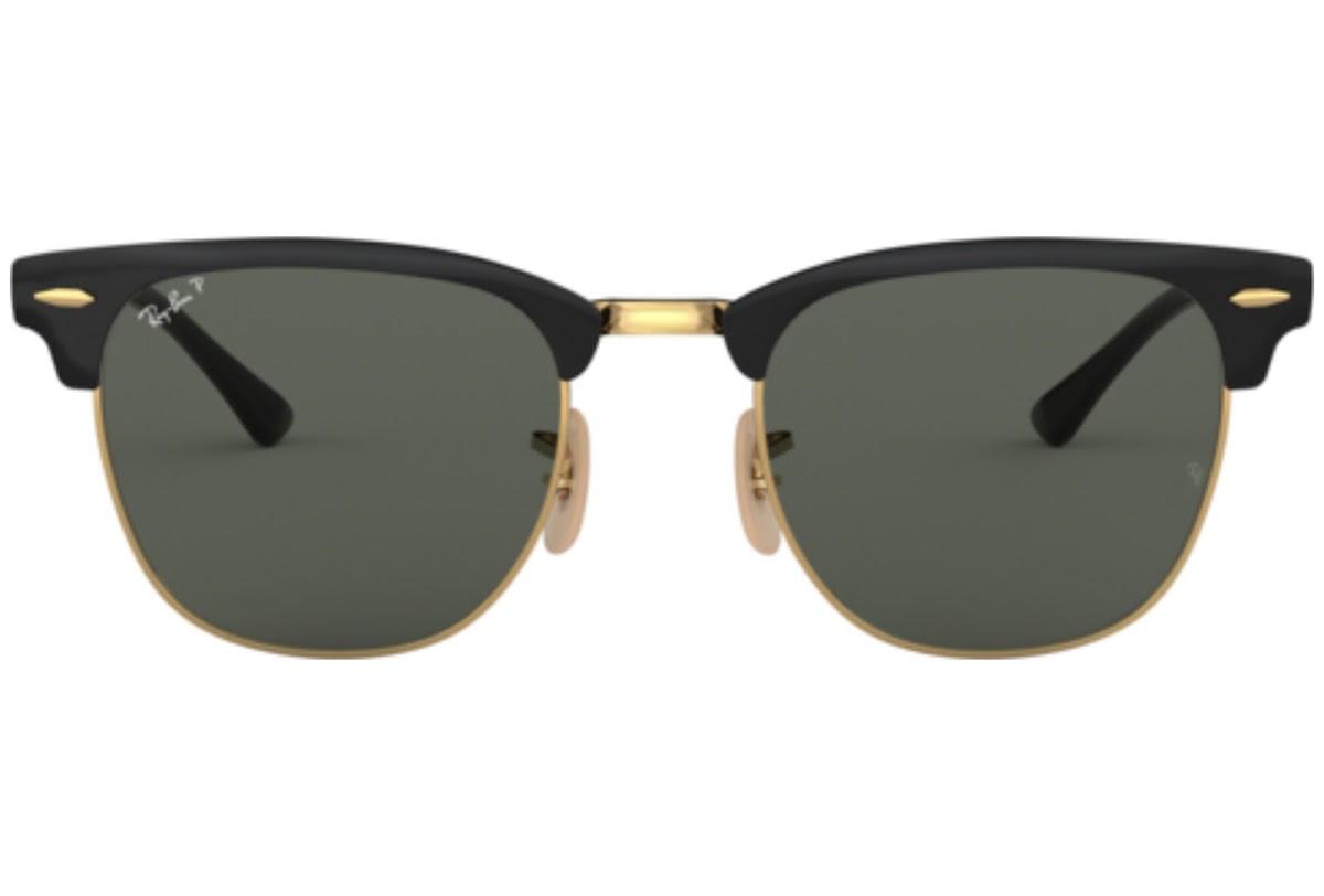 6d9bb7d0c1 Comprar Gafas de sol Ray-Ban Clubmaster Metal RB3716 C51 187/58   Blickers