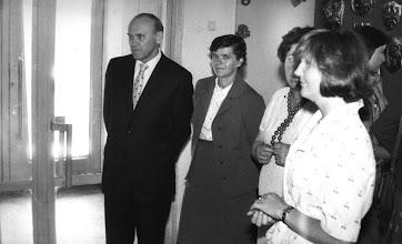 Photo: czerwiec 1976 r. Wystawa końcoworoczna  K.Sielepin, K.Wyrwa, B.Wyrwa